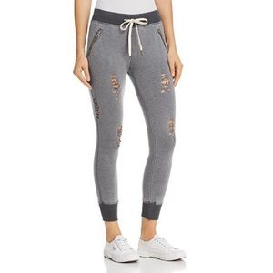n:Philantrophy Distressed Joggers
